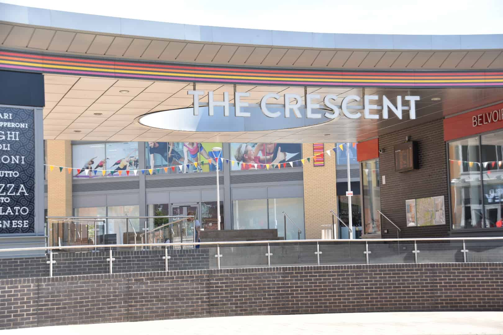 The Crescent Shopping Centre