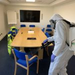 Workplace Sanitisation Services Across London & The South East